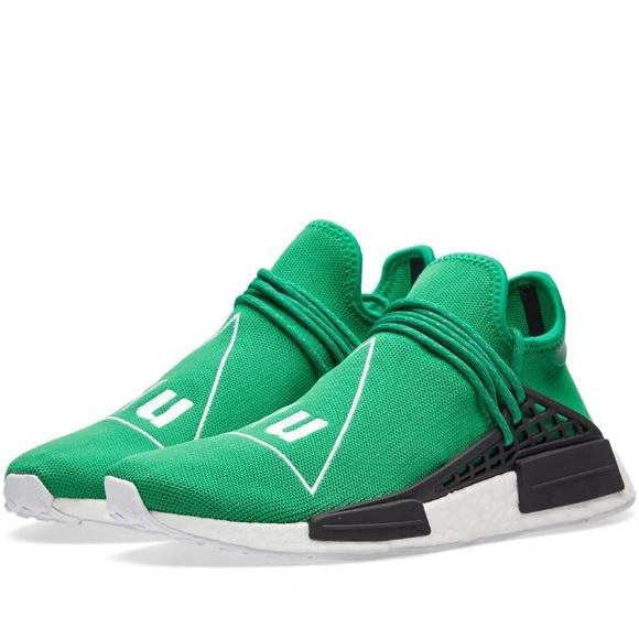 adidas Shoes - ADIDAS X PHARRELL WILLIAMS HU HUMAN RACE NMD 2016